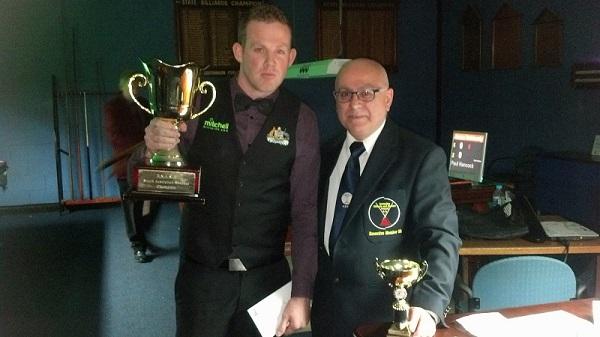 Snooker SA - Championship